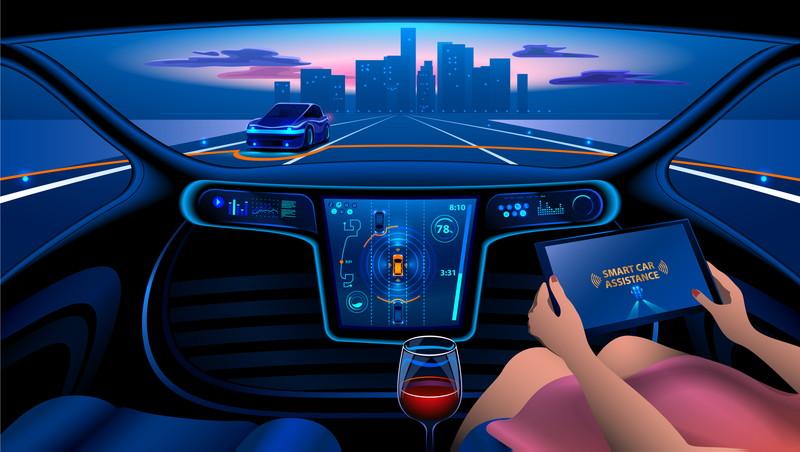 近未来的な運転